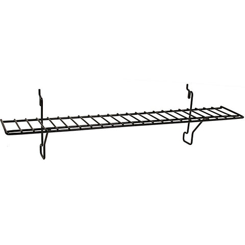 Wire Slatwall Shelf
