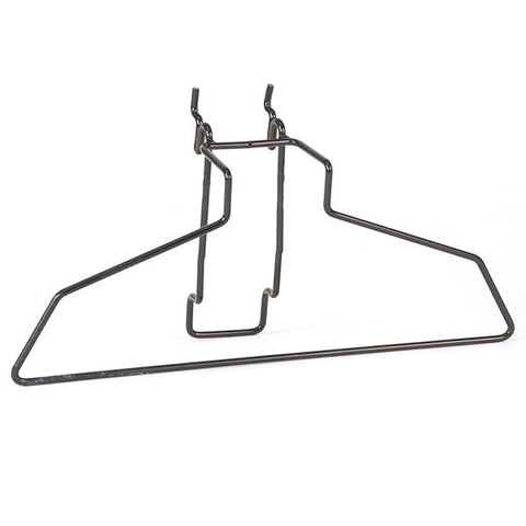Hanger for Slatwall, Grid, Pegboard