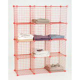 Mini Grid Unit - 12 Shelf