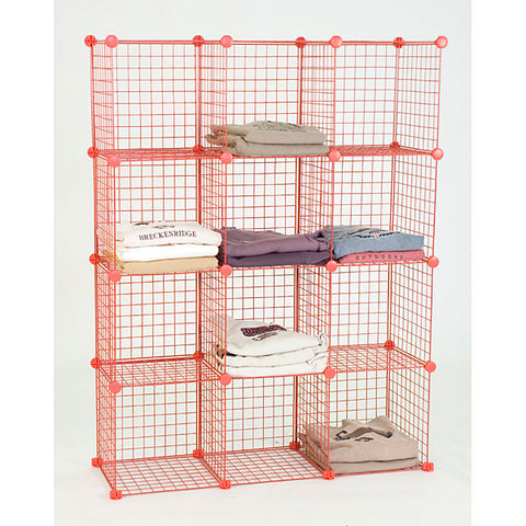 Mini grid unit, 12 shelf