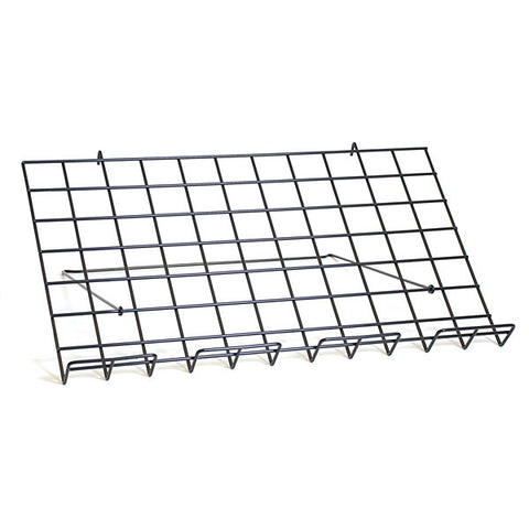 "Adjustable Grid Shelf, 24""w x 14""d"