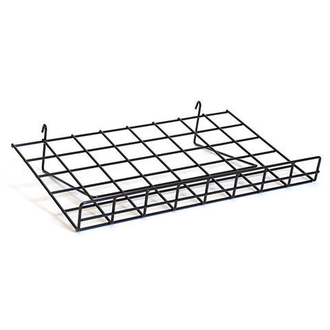Flat Grid Shelf