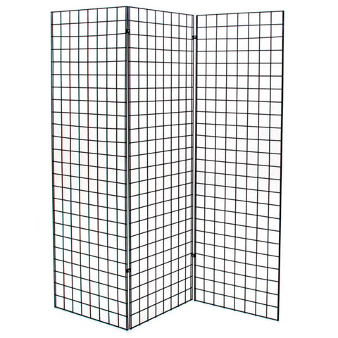 Grid Z Unit with Three 2'x6' Panels