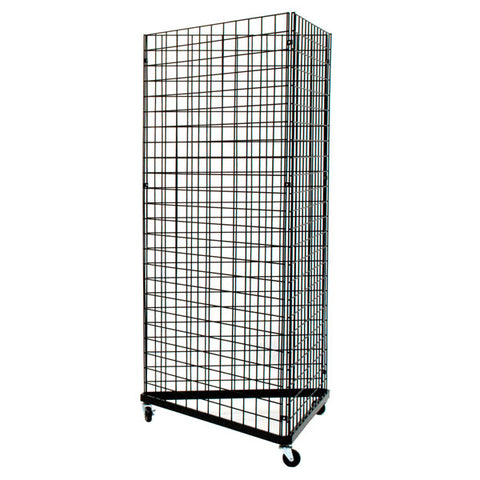 "Grid Triangle Unit - 78"" High w/ 36"" Sides"
