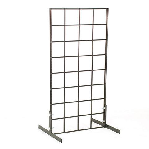 Countertop Grid Unit 1'wx2'h with Legs