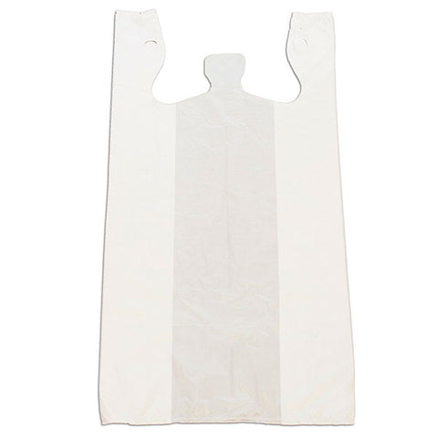 Plastic T-Shirt Bag - High Density