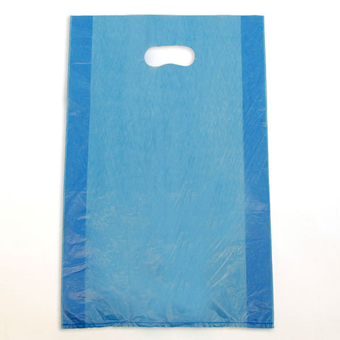 Plastic Bag with Die Cut Handles High Density - 500/Box (Copy)