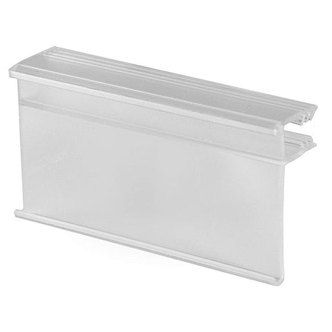 Glass Shelf Ticket Holder