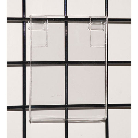Acrylic Grid Sign Holder