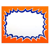 Sign card blank - 100/Pack