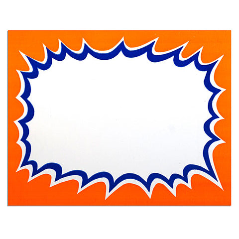 Sign Card - Blank - (100/Pack)