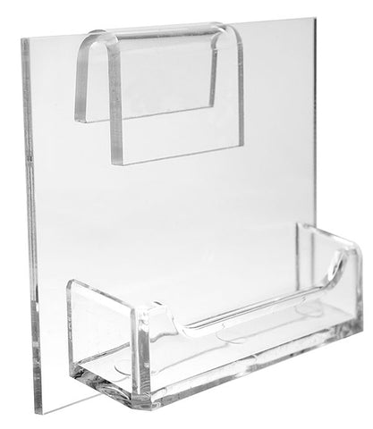 Gridwall Plex Business Card Holder - Single