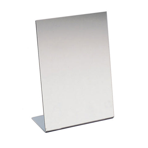 Acrylic Countertop Mirror, Slants