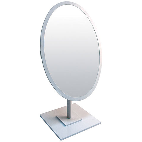 Oval Mirror w/ Base