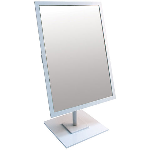 Rectangular Mirror w/ Base