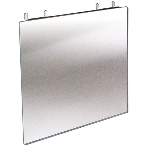 Acrylic Mirror for Slatwall/Pegboard