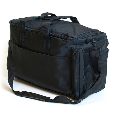 Soft Side Carrying Case - Black