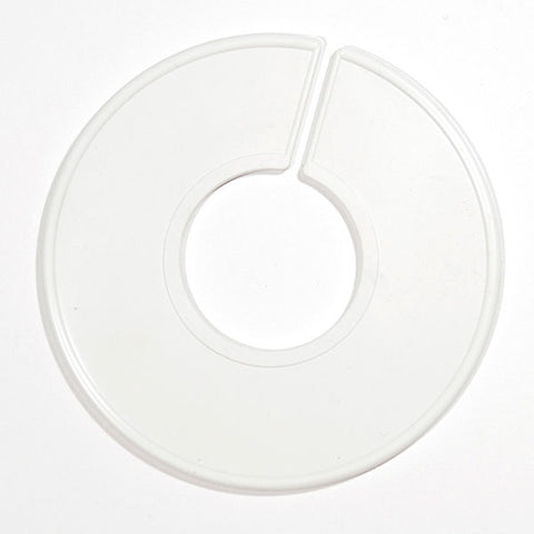 Size ring-blank white (Round)