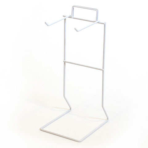 Rack Counter - White - 2-Hook