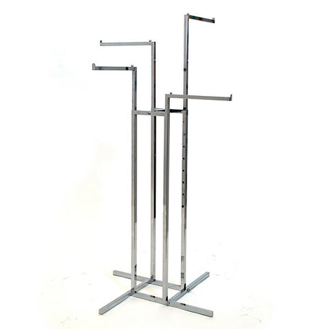4-Way Garment Rack