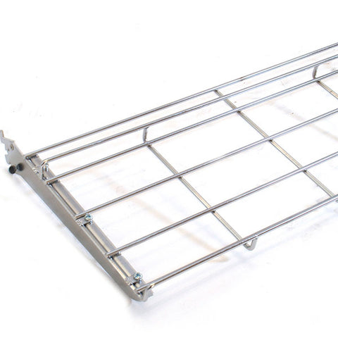 "Individual Shelf For Shoe Rack Fits Rack 28620, shelf is 12"" deep x 48"" wide."