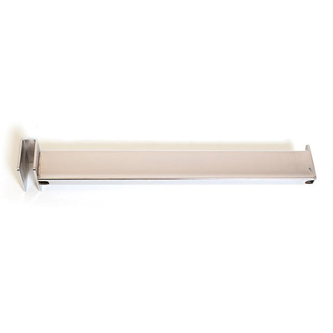 "Faceout 12"" Rectangular Tubing - Chrome"