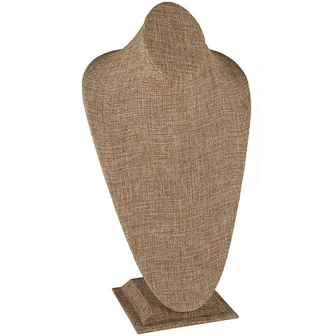 Neck Form - Burlap