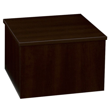 Knock Down Pedestal Square Chocolate Cherry LPL