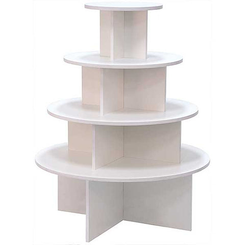 4-tier Table, Round