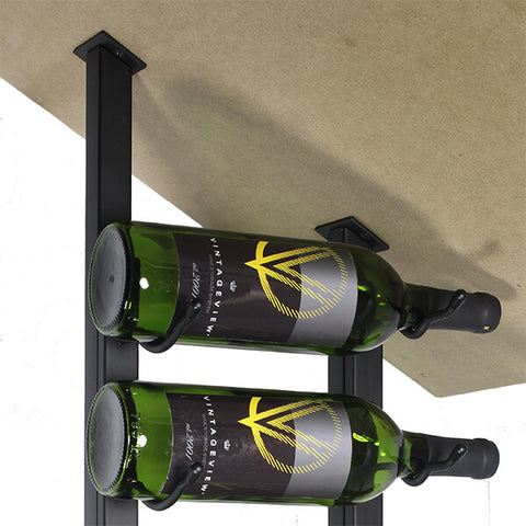W Series Wine Rack Frame Angled Base Plate