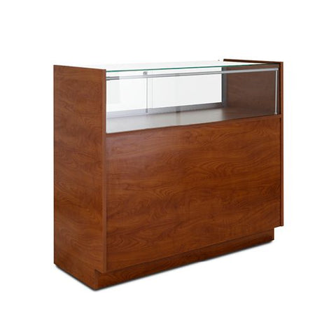 Commercial Display Cabinets with Solid Sides