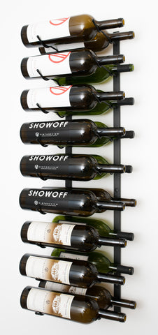 W Series Magnum/Champagne Metal Wine Rack (18 bottles)