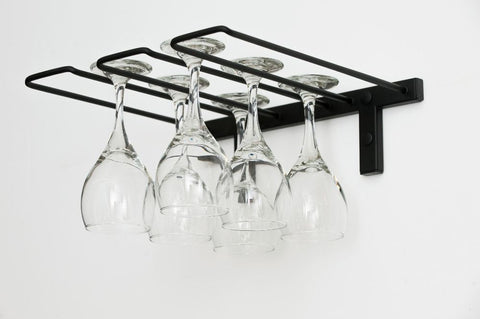 W Series Stemware Rack-6 Wine Glass Capacity