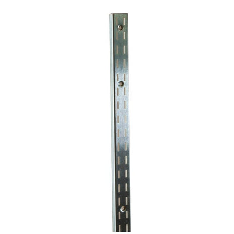 "HEAVY WEIGHT - 1/2"" SLOTS ON 1"" CENTER - DOUBLE SLOTTED STANDARDS"