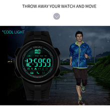 Carica l'immagine nel visualizzatore di Gallery, Bluetooth Watch for Men LED Display