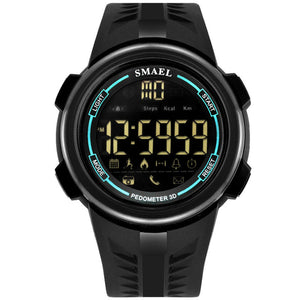 Bluetooth Watch for Men LED Display