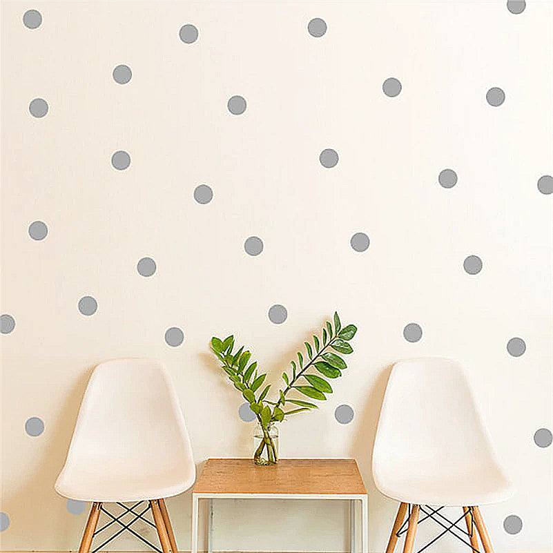 Allie Polka Dot Wall Decal