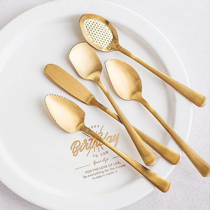 Linn Spoon Flatware (2 pcs)