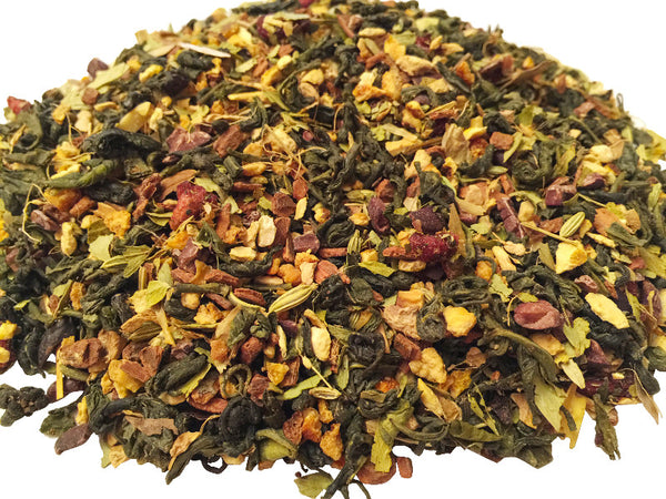 Why whole leaf tea is preferred over tea bags