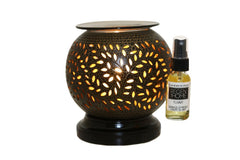 Electric Oil Burner - REGEN THE BODY