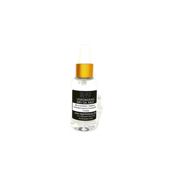Case of 6 Dry Oil Mist