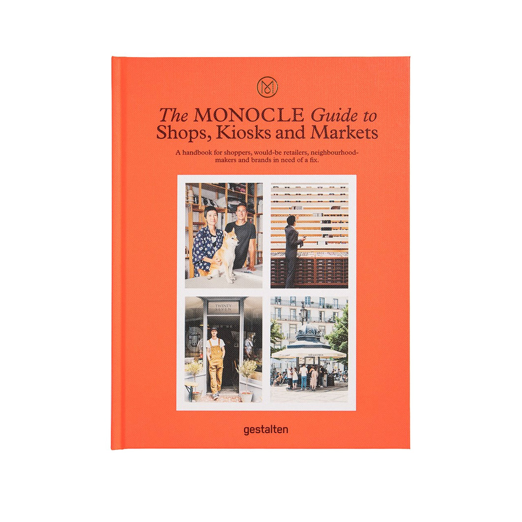 Monocle - Guide to Shops, Kiosks and Markets