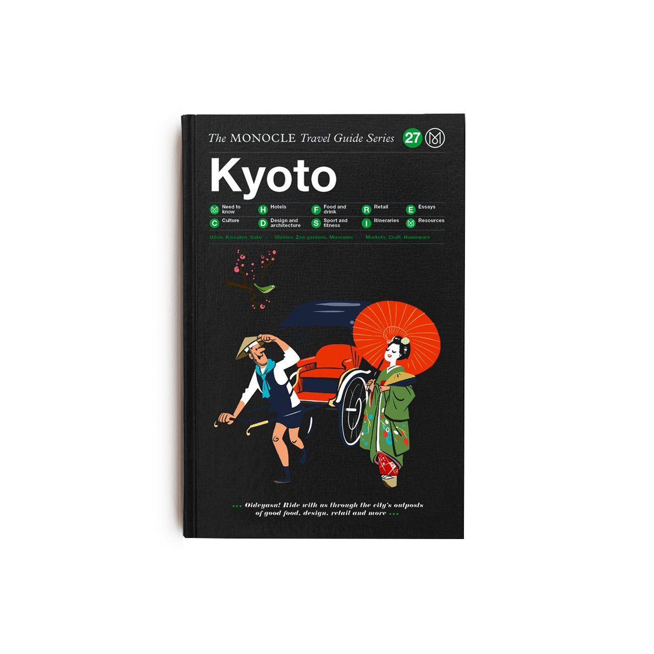 Monocle - Travel Guide - Kyoto