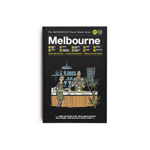 Monocle - Travel Guide - Melbourne