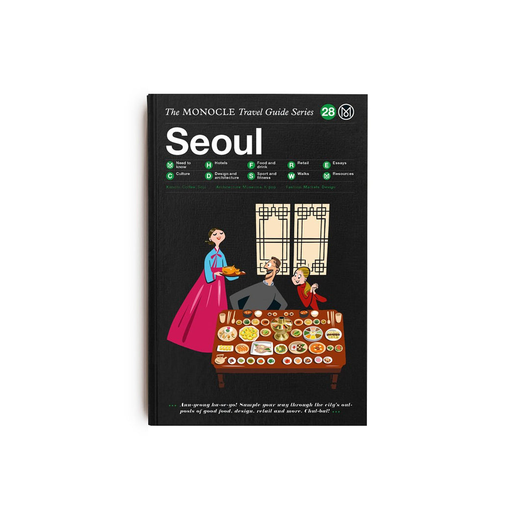 Monocle - Travel Guide - Seoul
