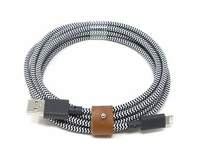 Native Union - Belt Cable - 3m - Zebra