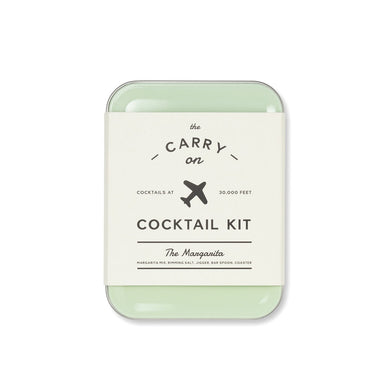 W&P - The Carry On Cocktail Kit - The Margarita