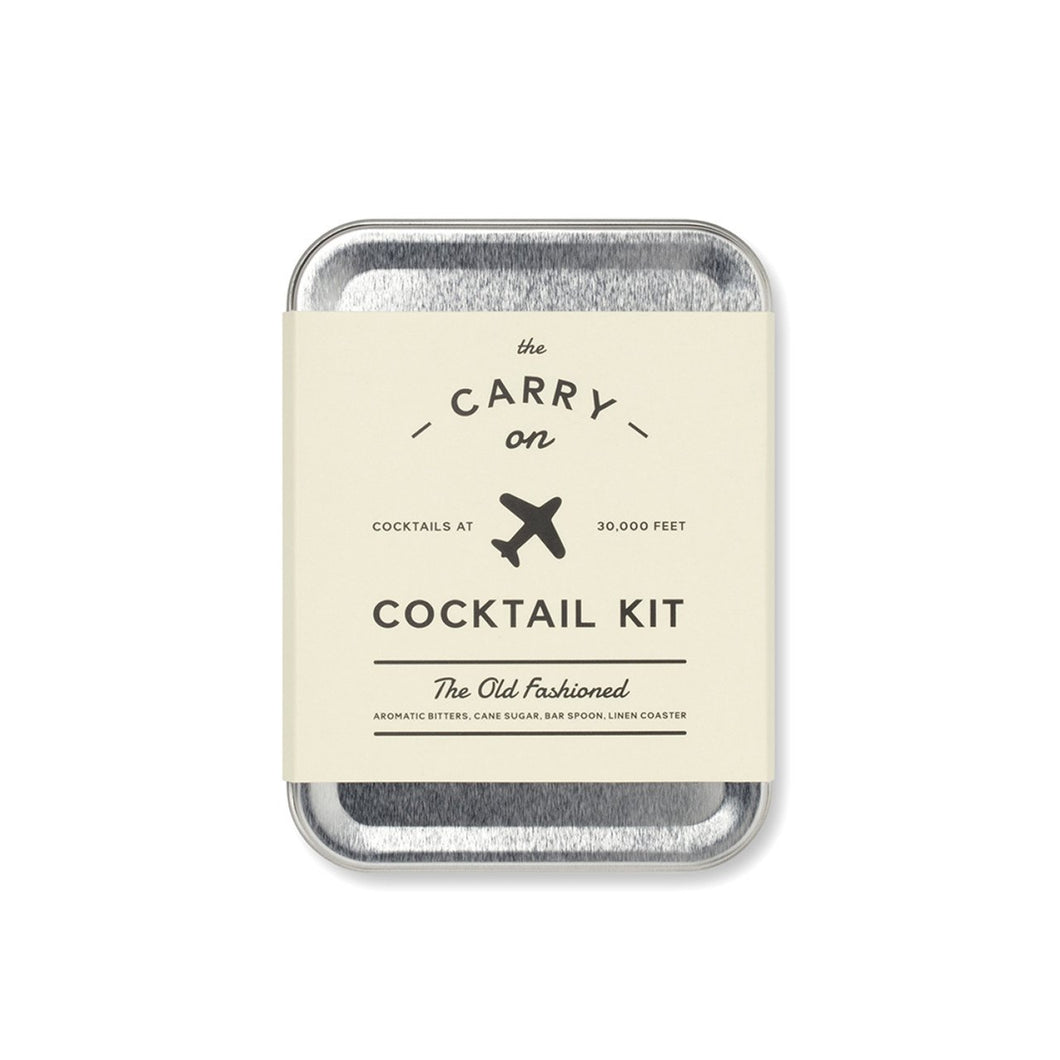 W&P - The Carry On Cocktail Kit - The Old Fashioned