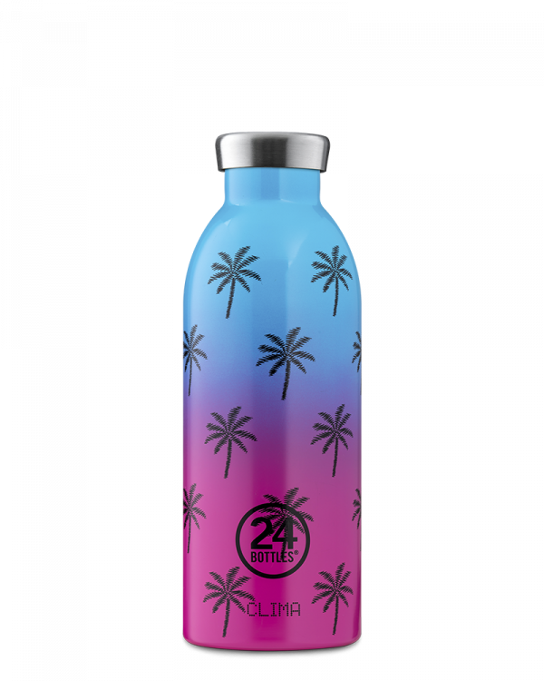 SECONDS 24 Bottles - Clima Collection - Palm Vibe - 500ml