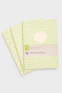 Clairefontaine - Retro Nova Notebook - Ruled - A5 - Green